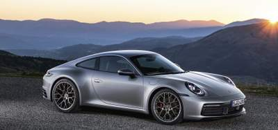 La meilleure voiture de sport 2020 : la porsche 911 992