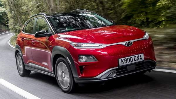 Hyundai Kona Electrique est une voiture à 30 000 € avec le bonus déduit