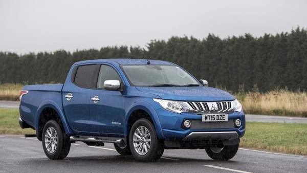 Mitsubishi L 200 à partir de 30 000 €