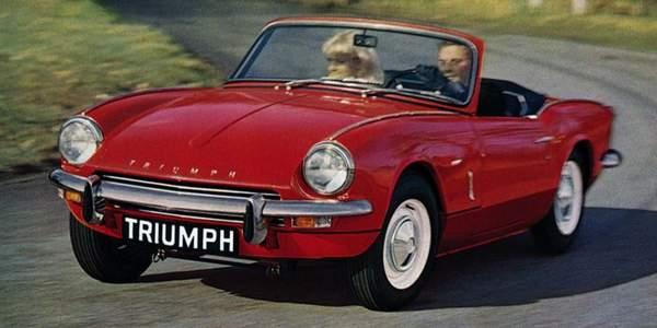 Triumph Spitfire