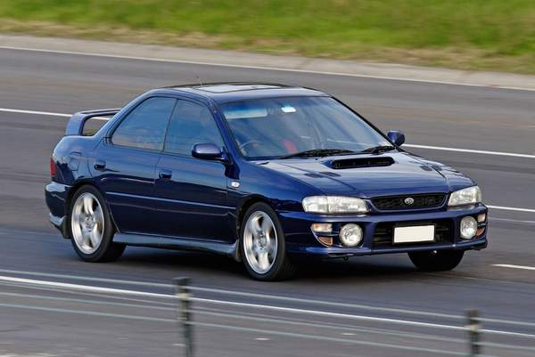 Subaru Imprezza Voiture puissante et pas chère
