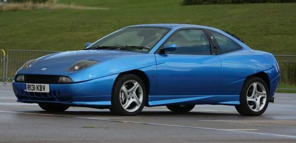 La Fiat coupé 20v est une voiture puissante et pas chère