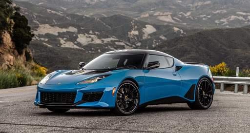 La Lotus Evora figure bien entendu dans notre classement des meilleures voitures sportives