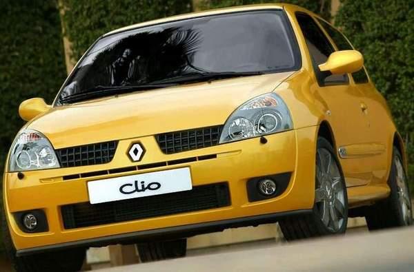 La Renault Clio sport de 182 ch est une petite voiture puissante que l'on peut toucher pour pas cher