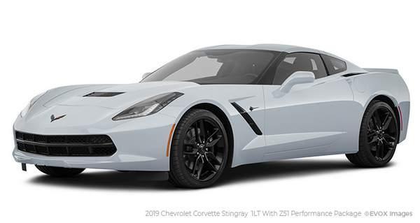 Meilleures voitures sportives : Chevrolet Corvette