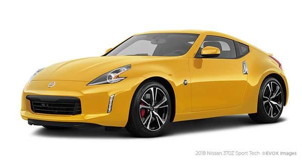 Meilleures voitures sportives : Nissan 370Z