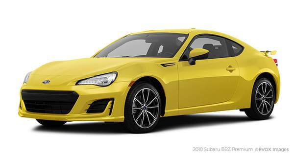 Meilleures voitures sportives : Subaru BRZ