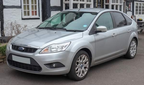 Quelle voiture à 5000 € : Ford Focus deuxième série